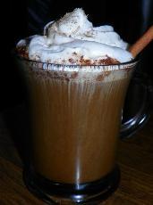 Spiced Cappuccino