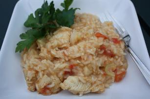 Murgh Pulao (indian Chicken With Basmati Rice)
