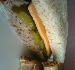 Rock Band Tuna Sandwich