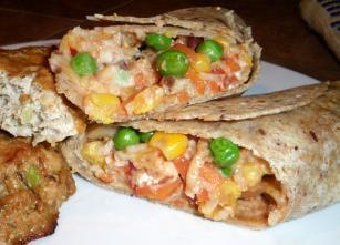 Tasty Tex Mex Tortilla