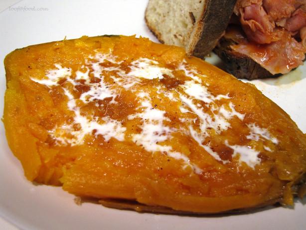 Sweet Sweet Potato (vegetarian)