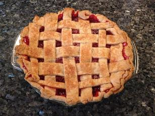 My Sour Cherry Pie