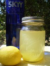 Lemon Vodka