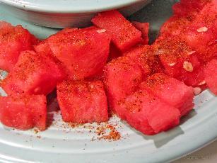 Spicy Watermelon