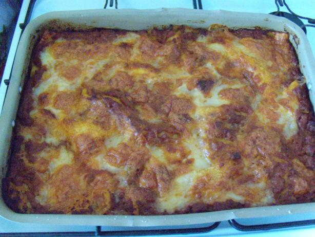 Fast Lasagna