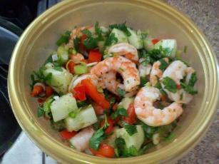 Shrimp Botana