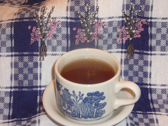 Lavender Herb Tea