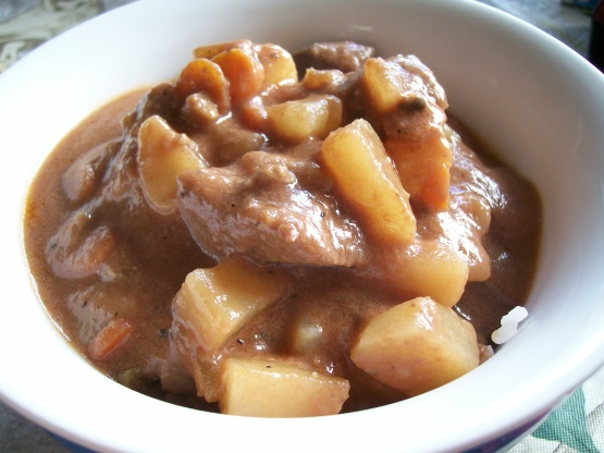 Easy, Easy Beef Stew