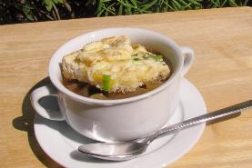 Fast French Onion Soup