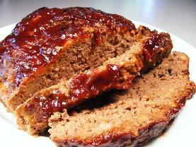 Easy Tasty Meatloaf