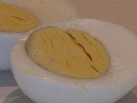 Easter Hard Boiled Eggs