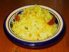 Fragrant East Indian Basmati Rice