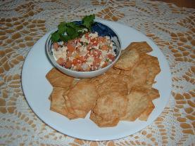 Tasty Lomi Salmon Dip