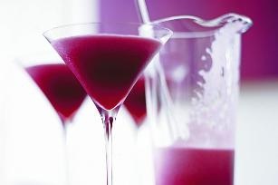 Pom-pom cocktails