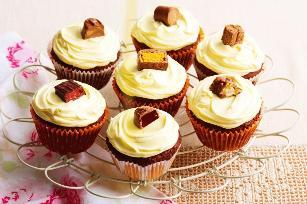 Fionas favourite chocolate cupcakes
