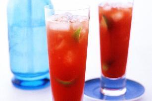 Watermelon vodka