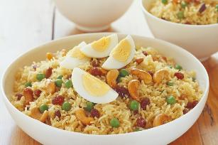 Indian spiced pilau rice