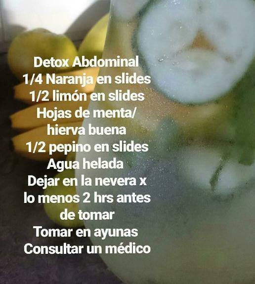 Detox Abdominal