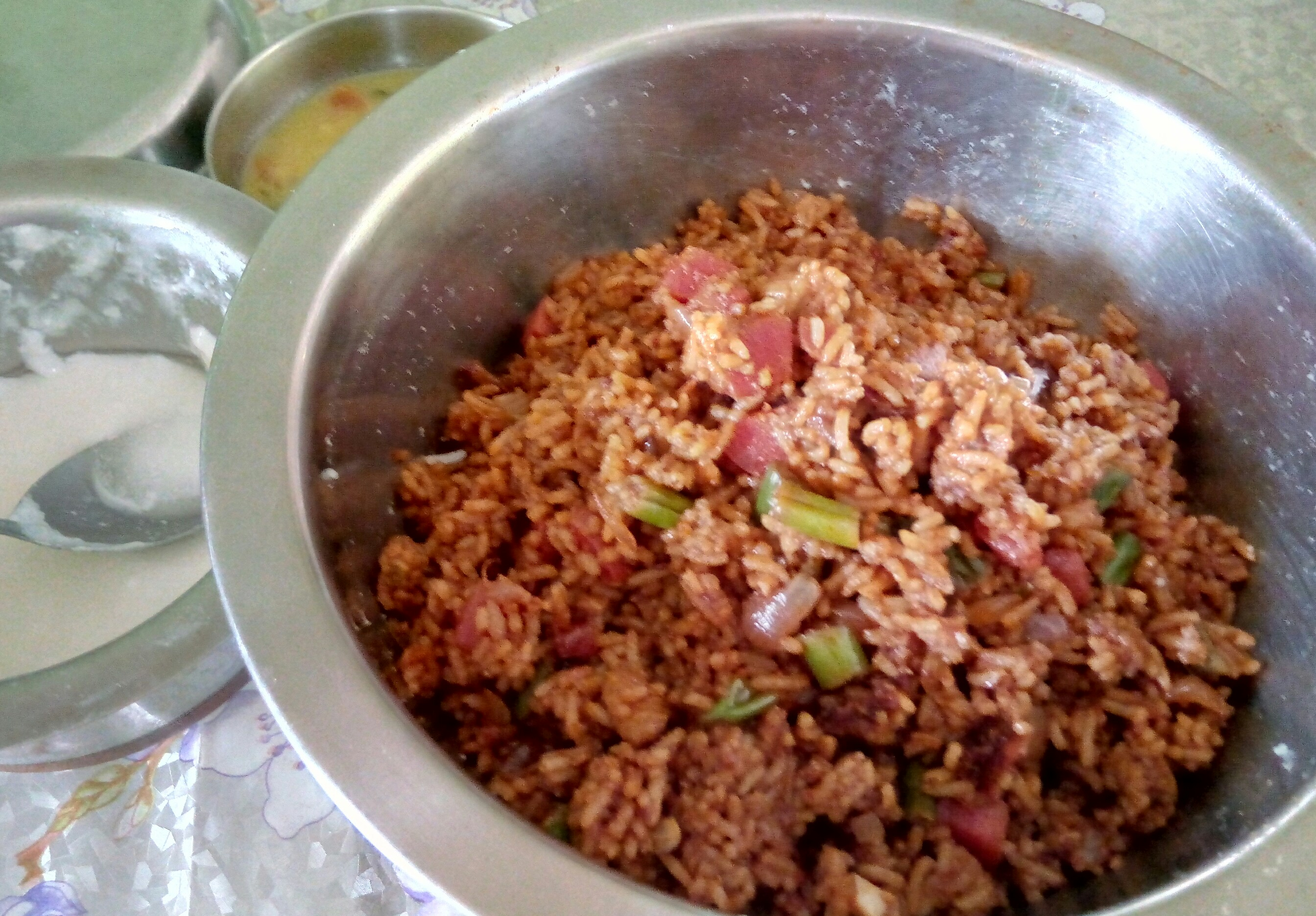 Chinese Fried Rice(hot!)