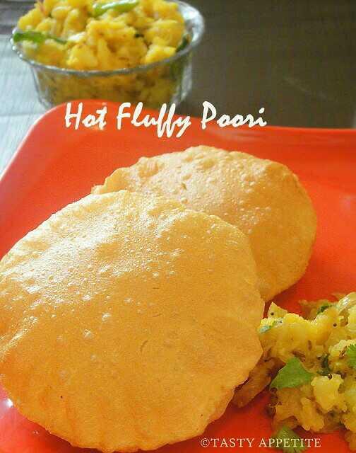 Indian Poori Recipe