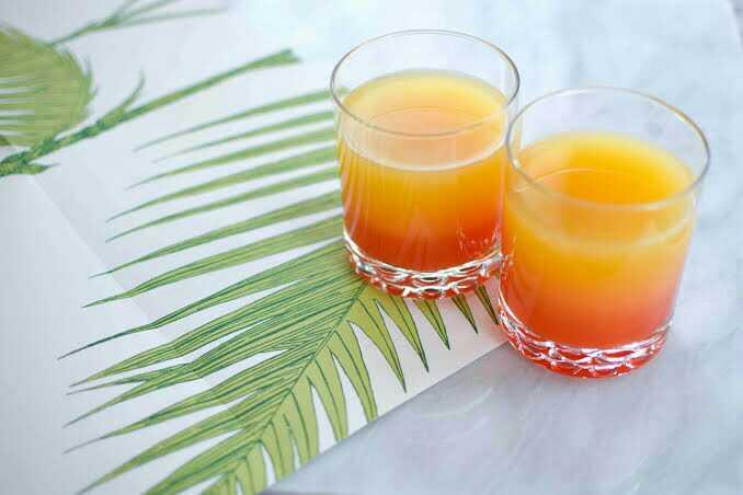 Pineapple Sunrise