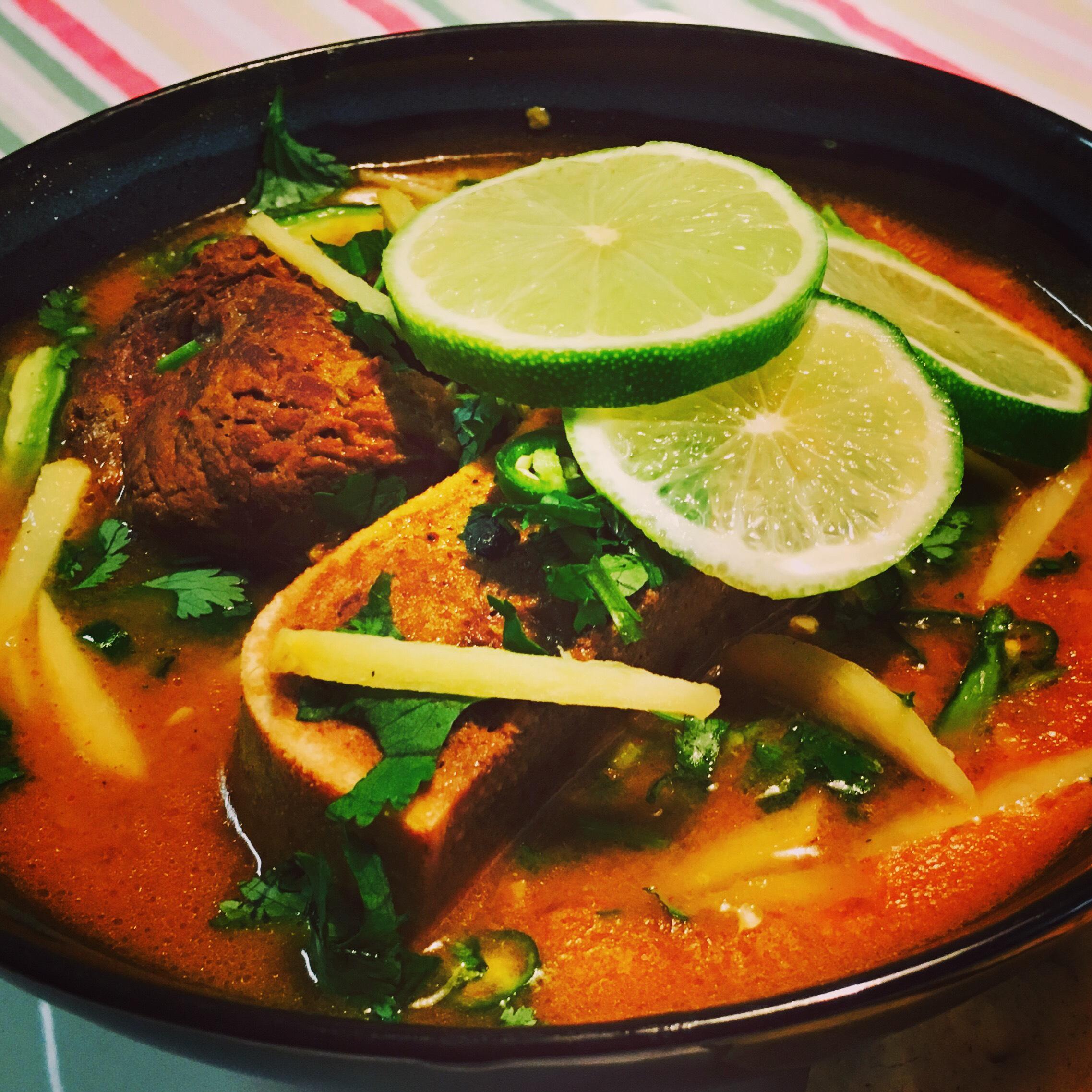 Slow Cooked Beef Nihari (Besf Stew)