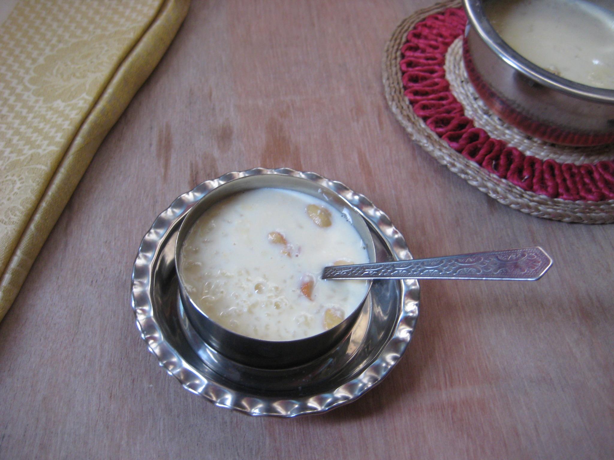 Kerala Style Paal Payasam