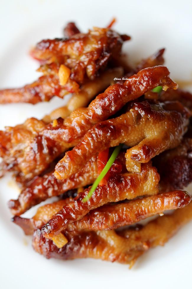 Dim Sum Chicken Feet