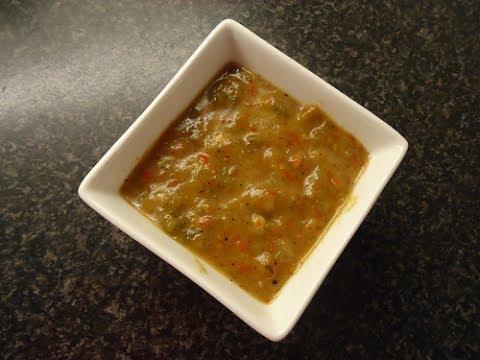 Bilimbi chutney