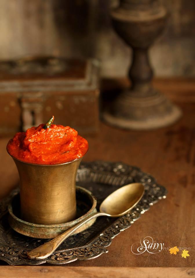 Tomato chutney