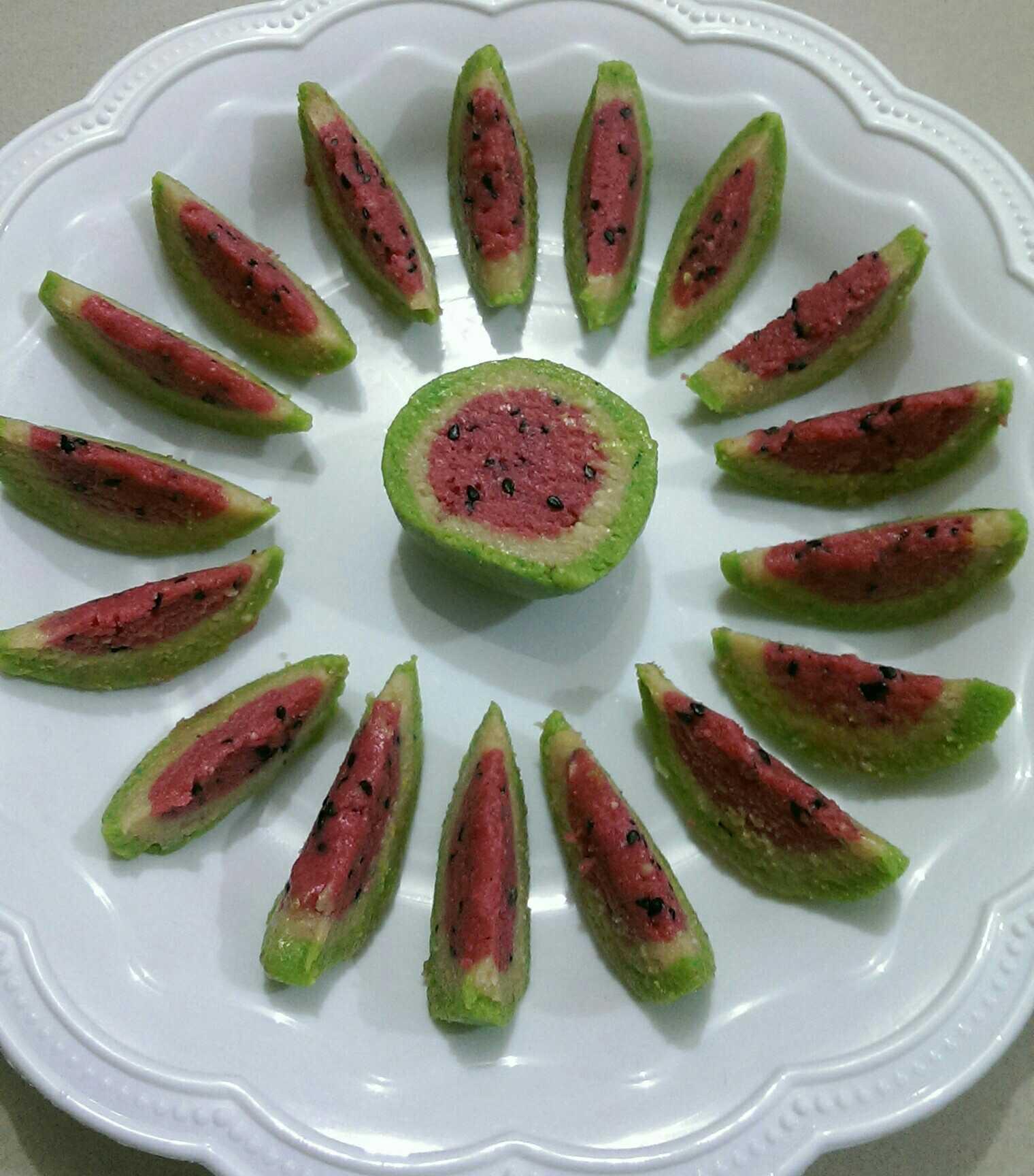 Watermelon Keshew sweet