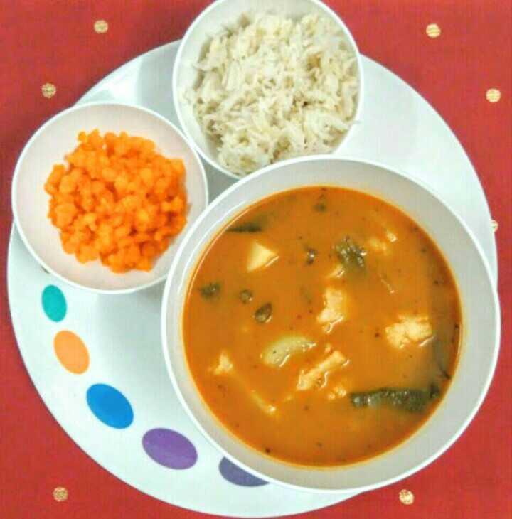 Sindhi Curry ( Kadhi )