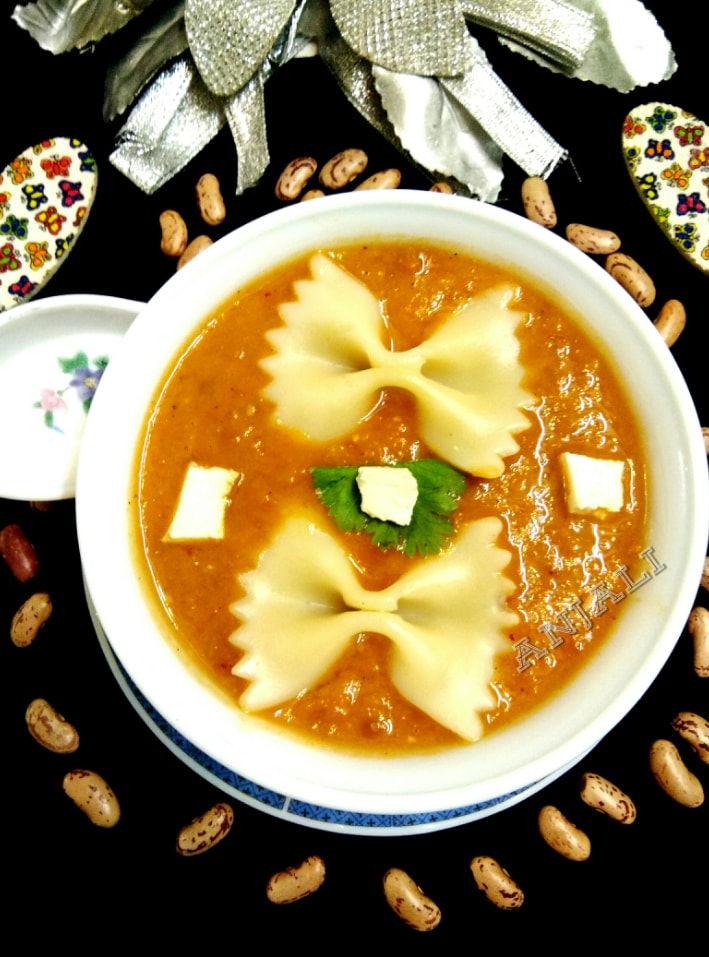 Kidney Beans soup