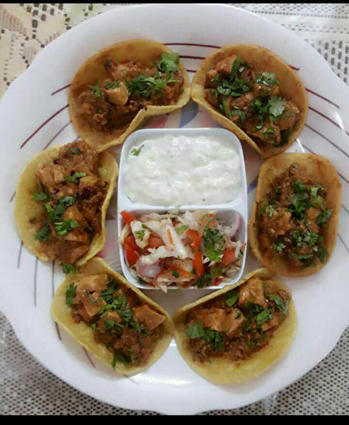 Paneer Makhani Tacos