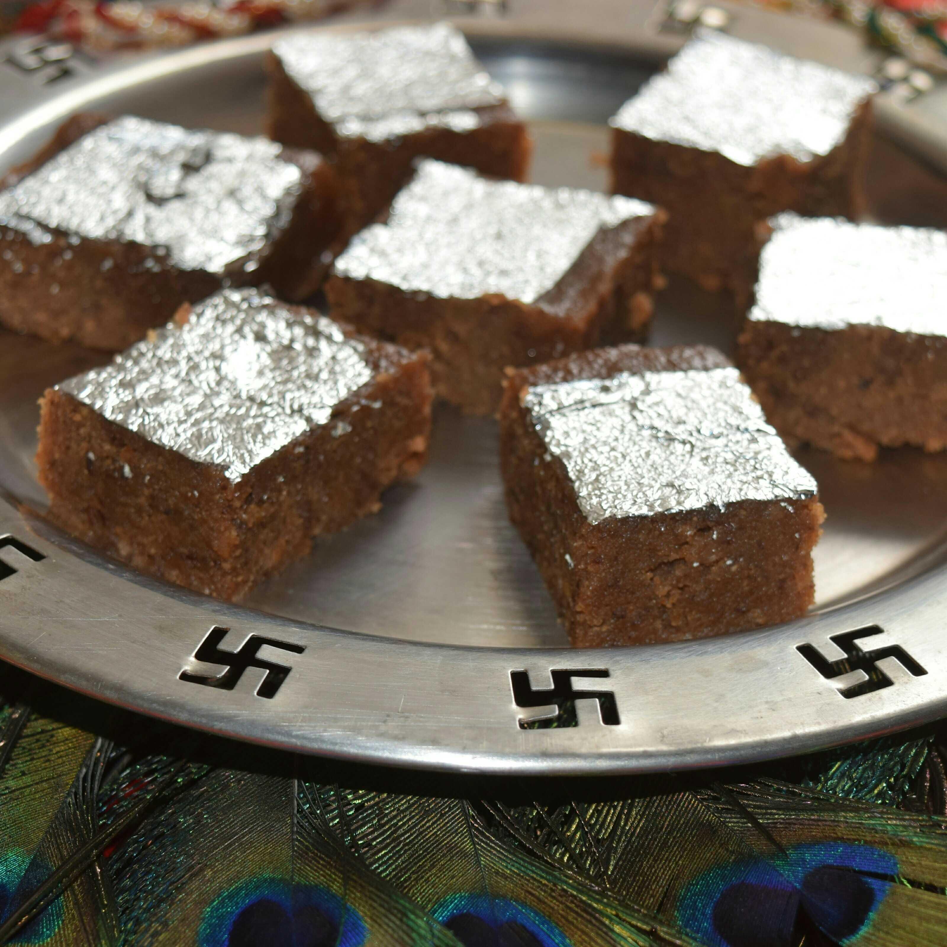Rajma Chocolate Burfi
