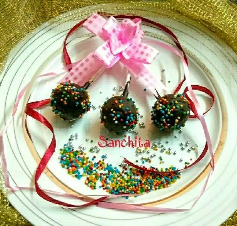 Chocolicious Cake pops