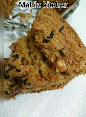 Dates Sponge Cake ( Provided With Cooker Version )