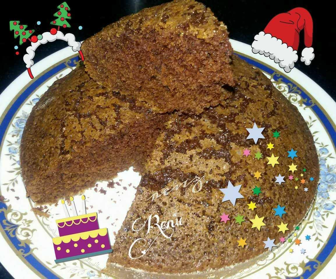 Easy Bournvita Cake