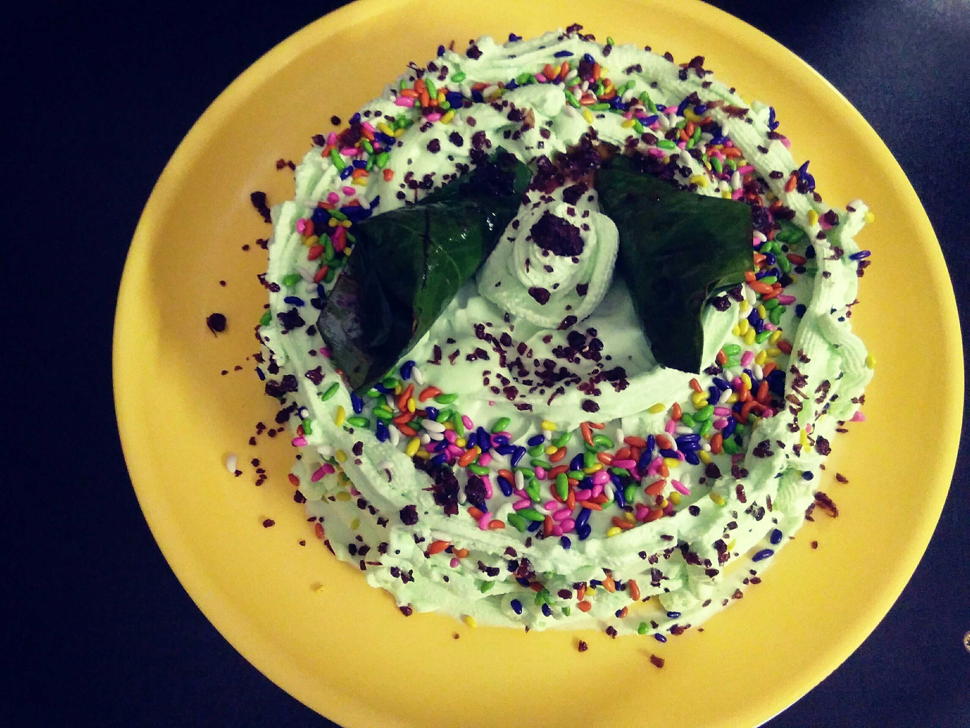 Shahenshai Rabri Paan Cake