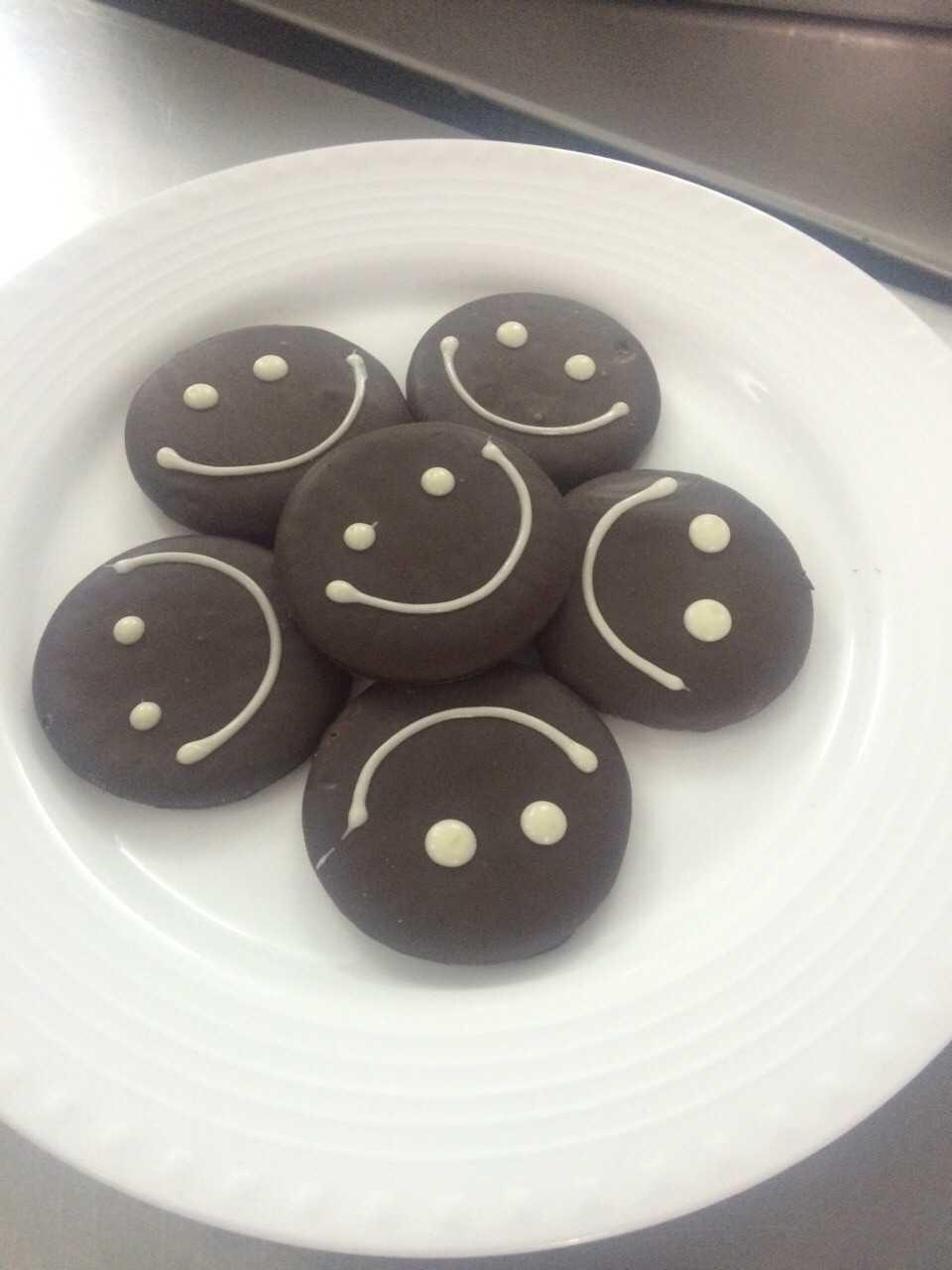 Unibic Chocolate Smilie