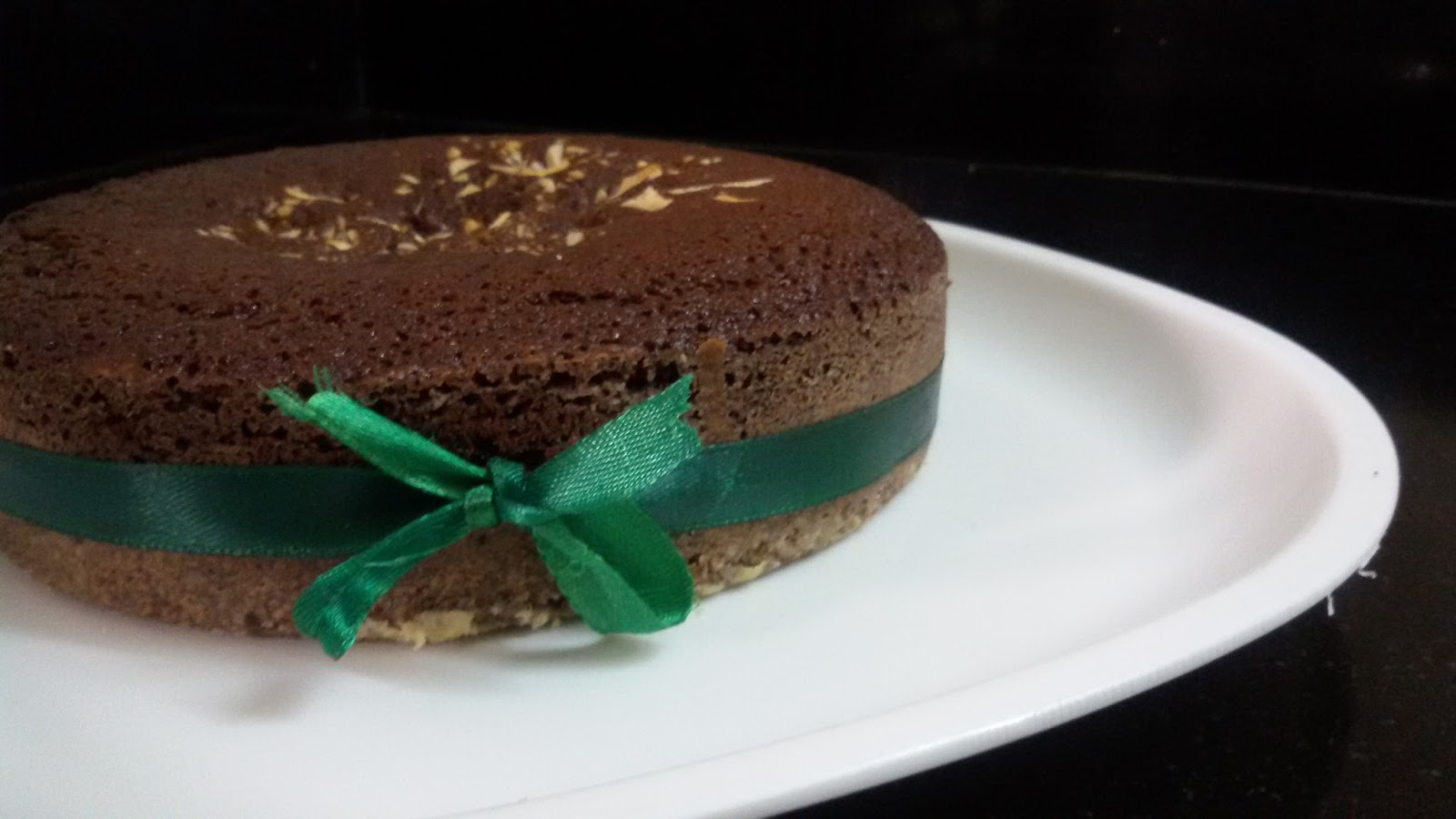 Christmas Special Chocolate Cake