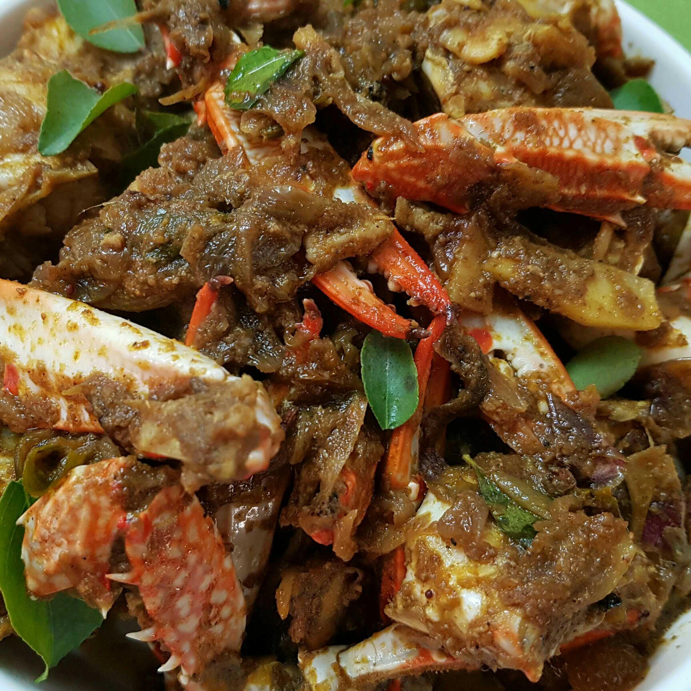 Kerala Crab Masala Recipe Lisas Flavours Recipes Recipebook