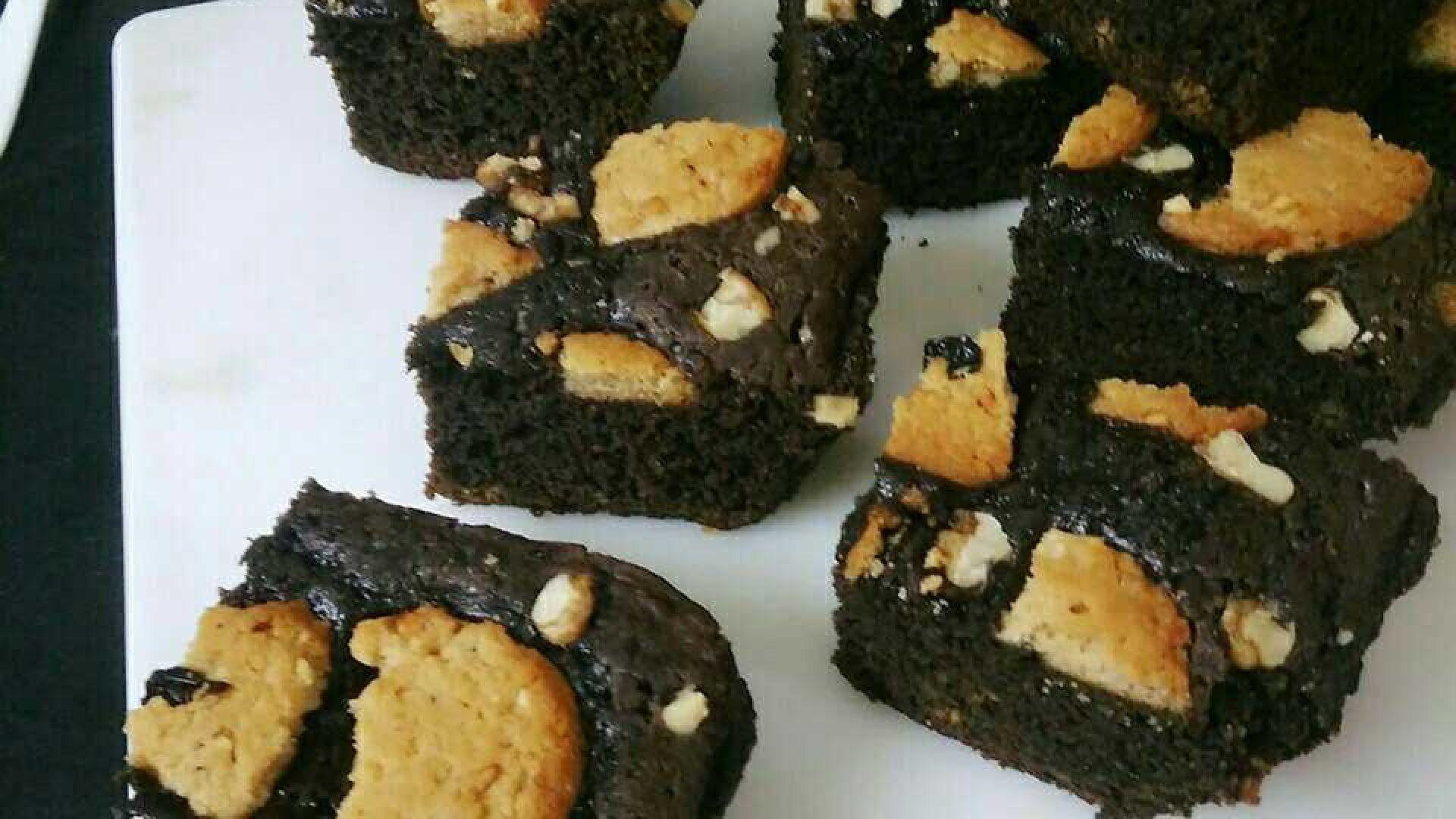 Unibic Cookie Brownie