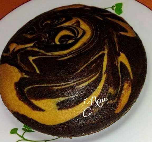 Unibic Marble Cake