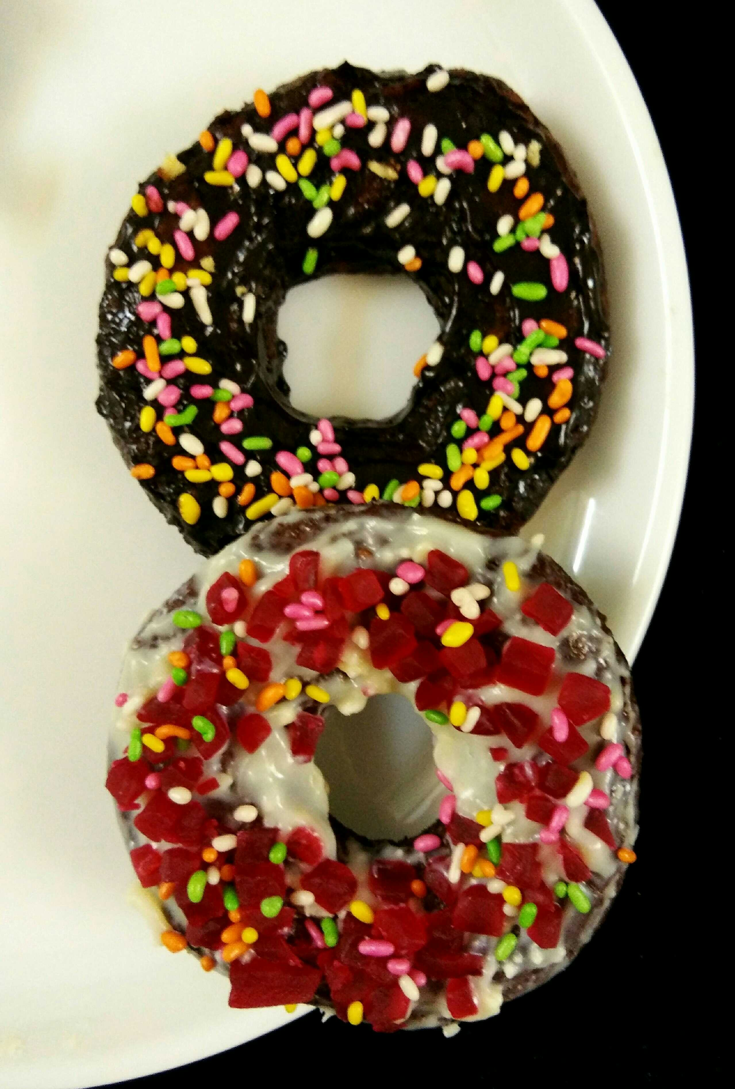 Healthy Doughnuts