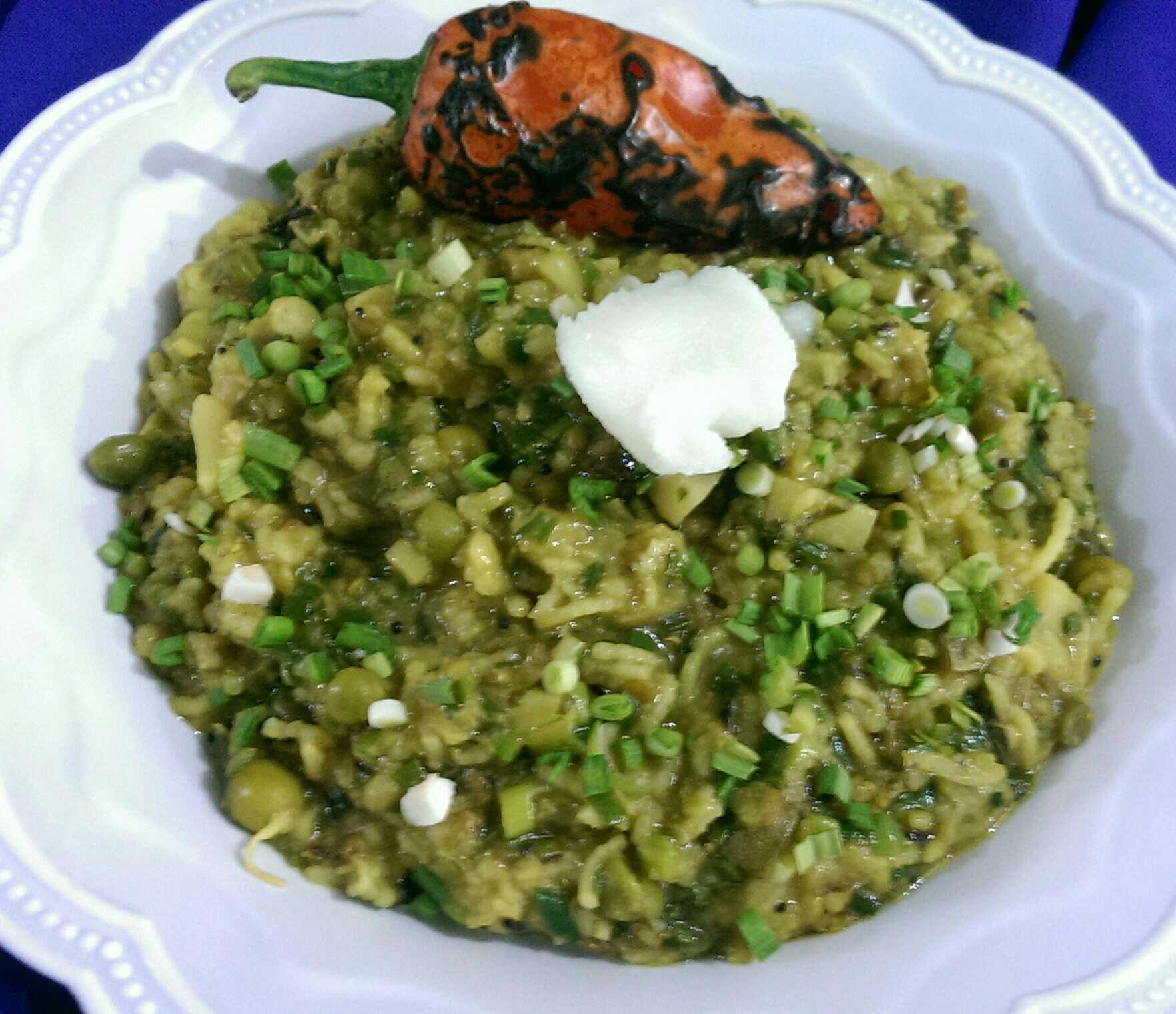 Moong dal And Mix Veg Khichdi