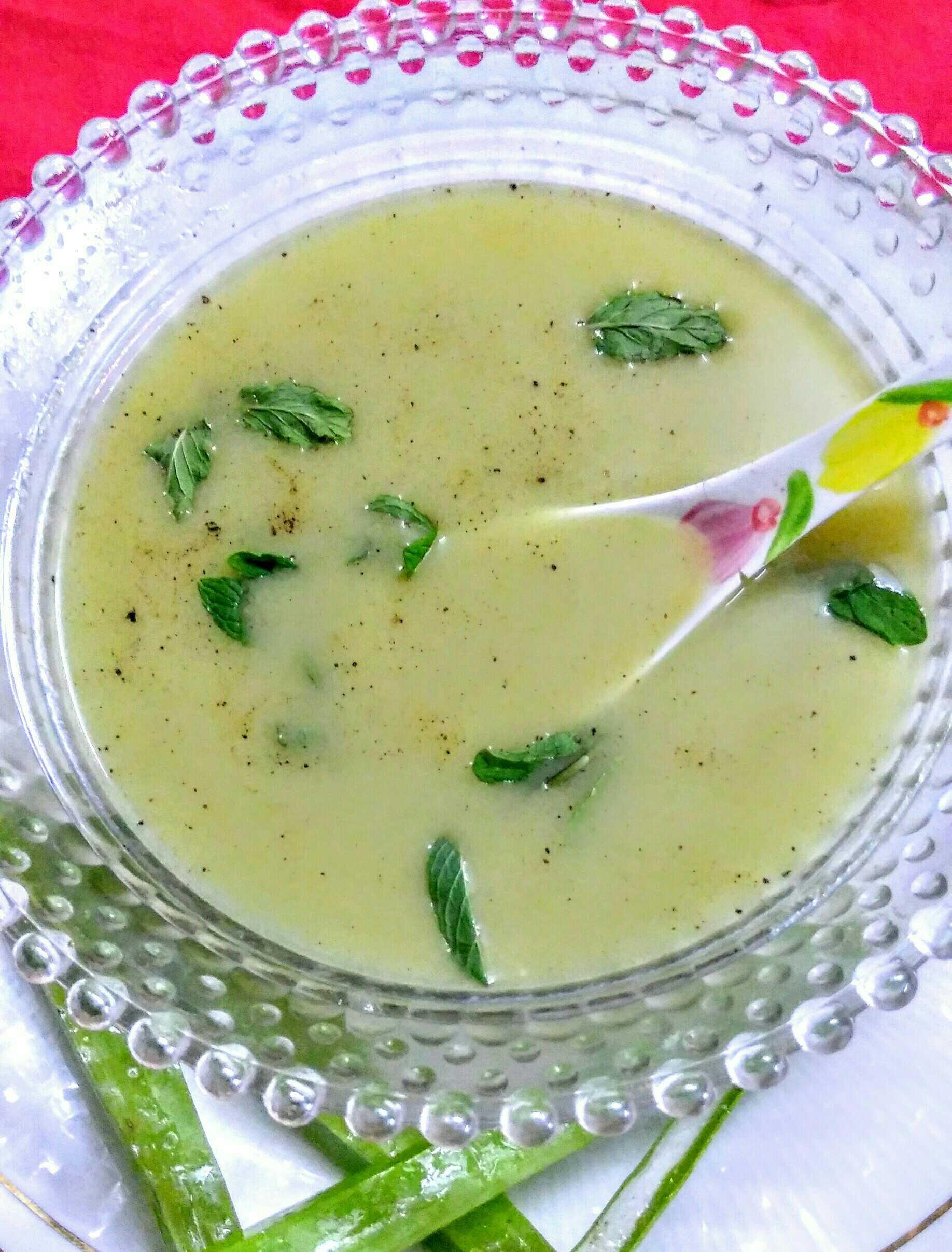 Alovera Soup