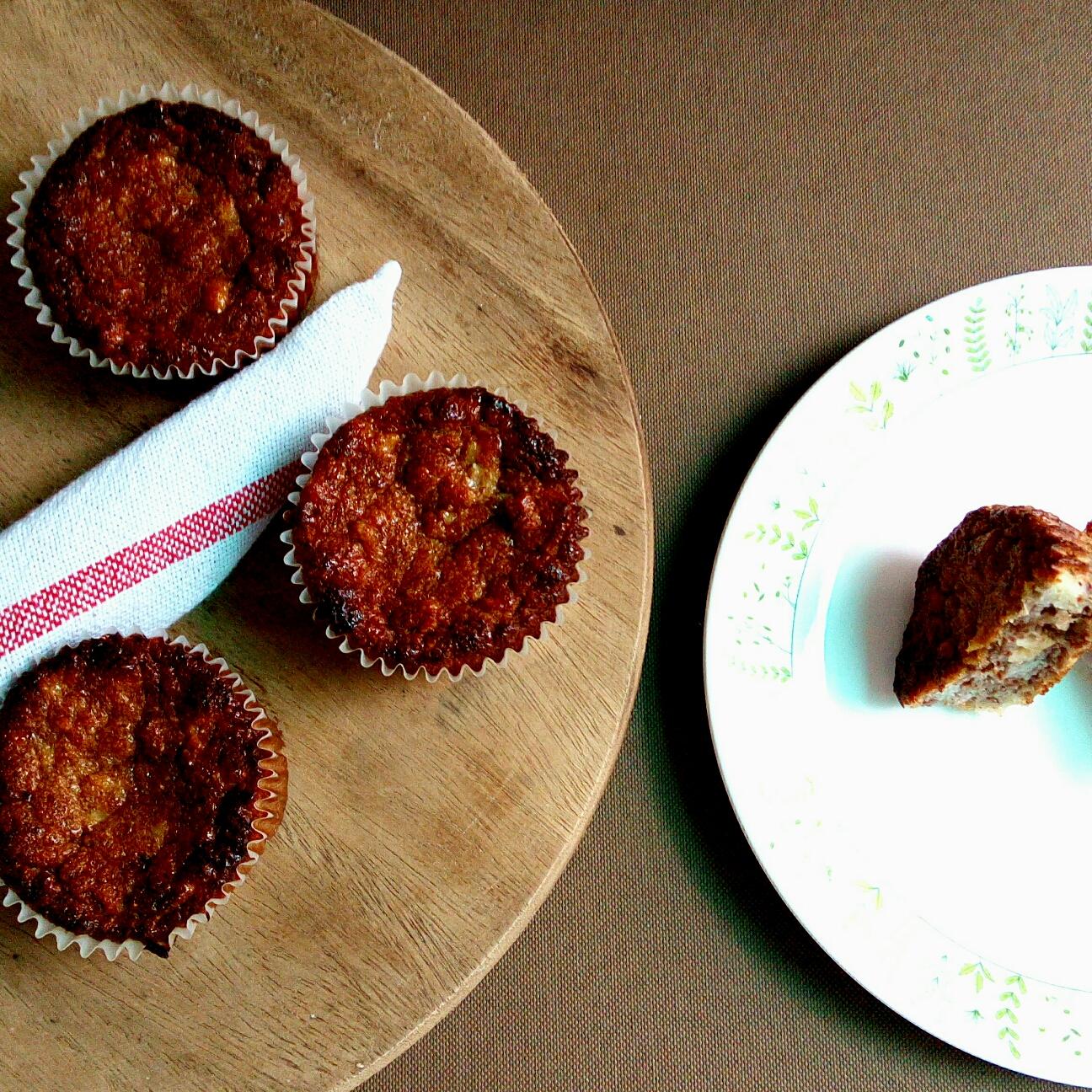 Gluten free Banana Muffin