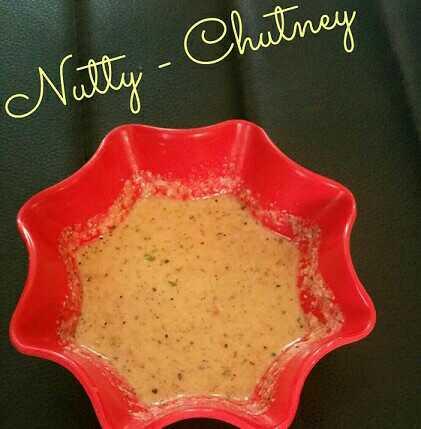 Nutty chutney
