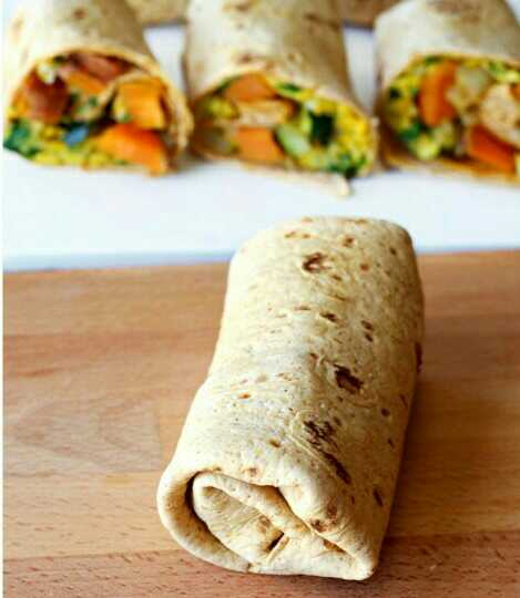 Potato Wrap